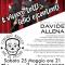 """25/5/2019, Davide Allena in """"E vissero tutti felici e contenti"""""""